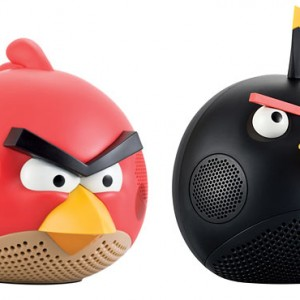 Angry Birds Speakers