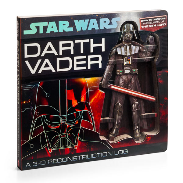 Star Wars Darth Vader 3D Reconstruction Log
