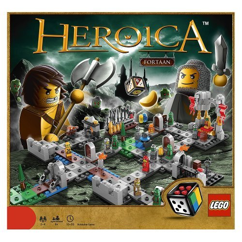 LEGO HEROICA Castle Fortaan