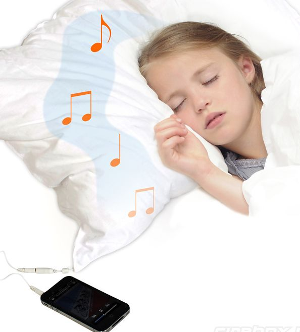 Kids' Sound Asleep Pillow