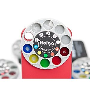 Holga iPhone Lens Filter Kit SLFT-IP4