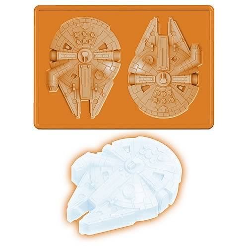 Star Wars X-Wing Fighter Silicone Tray