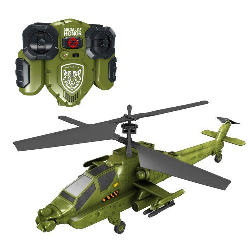 Interactive Toy Concept Medal of Honor Assault Helicopter