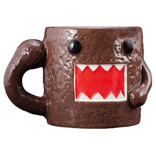 Domo Sculpted Mug