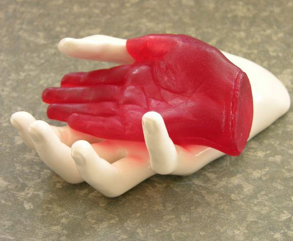 Cermaic Hand Soap Dish