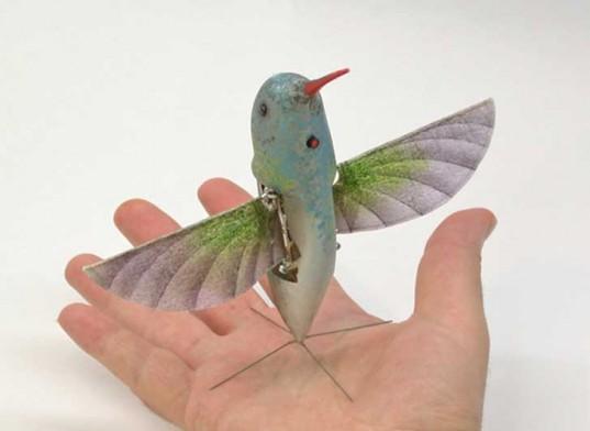 Nano Robot Spy Hummingbird