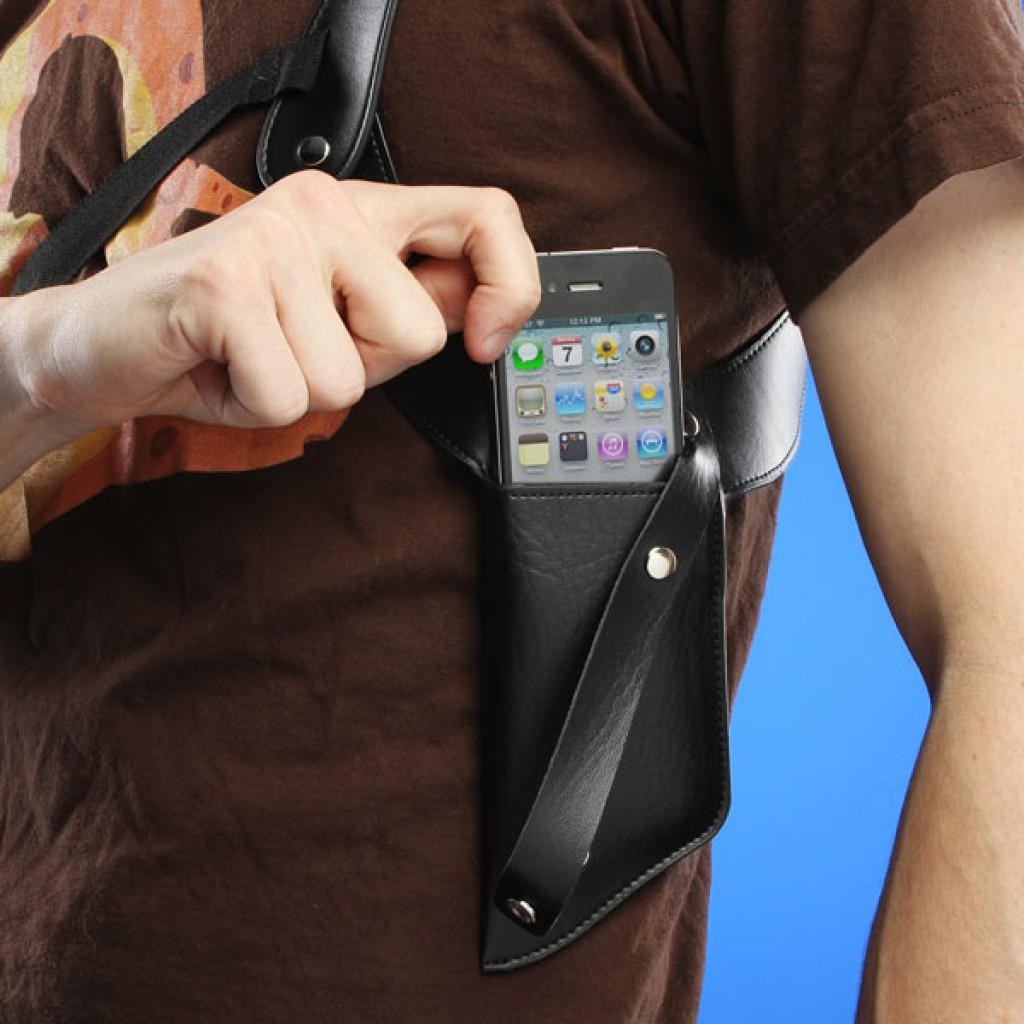 Best Kitchen Design Software Android: Secret Agent Phone Holder