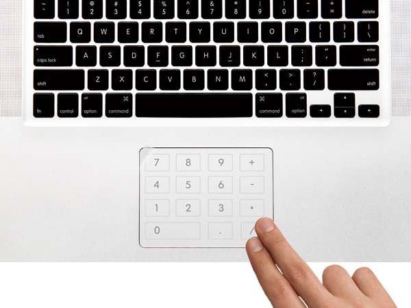 Number Pad