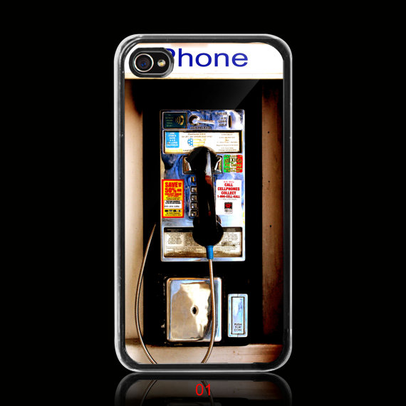Payphone iPhone 4s Case