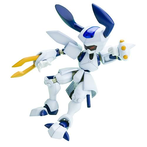 Medabots Rokusho Model Kit