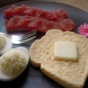 Breakfast in Bed Vegan Fun Food Soap