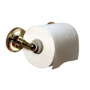 Talking Toilet Paper Holder