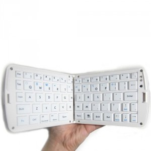 Foldable Wireless Bluetooth Keyboard for iPhone iPad iPad2