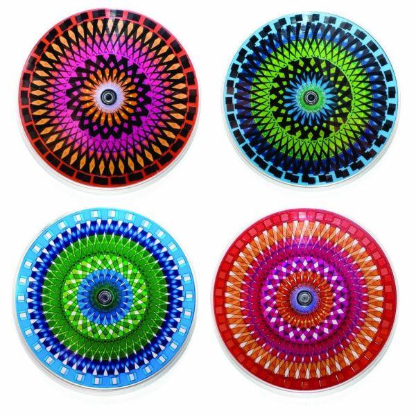 Kikkerland Moire Coasters