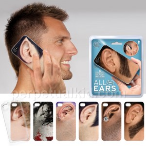 ALL EARS MEN'S iPHONE CASE