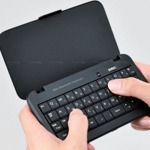 Elecom new Bluetooth keyboard comes with Linux, Windows, OSX and iOS Support