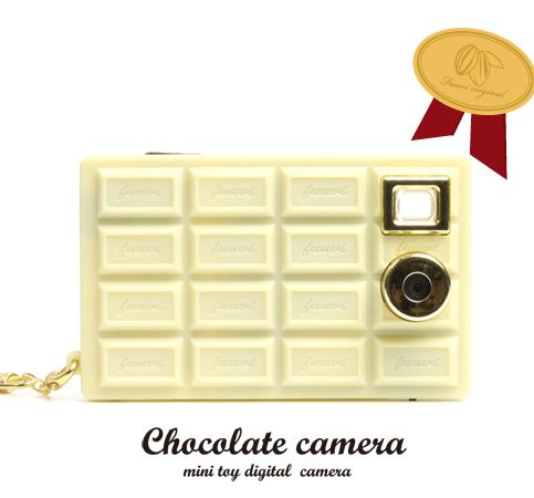 Chocolate Digital Camera