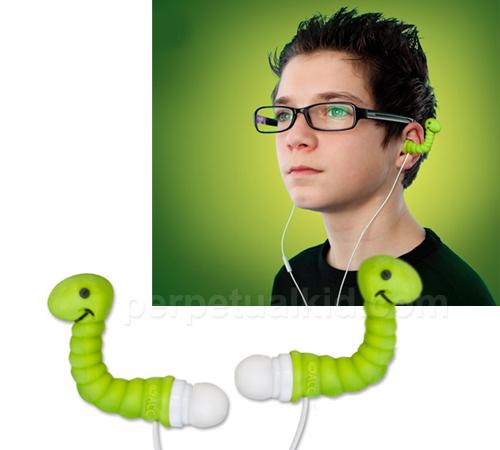 EAR WORMS EAR BUDS