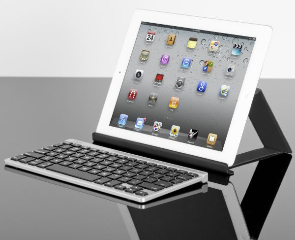 CES 2012: the ZAGGfolio and the ZAGGkeys FLEX