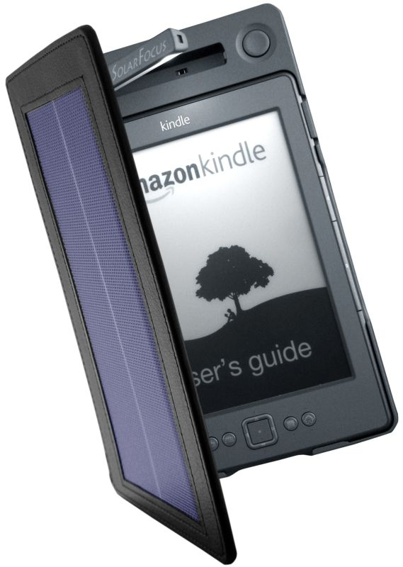 CES 2012: CASE SOLAR KINDLE