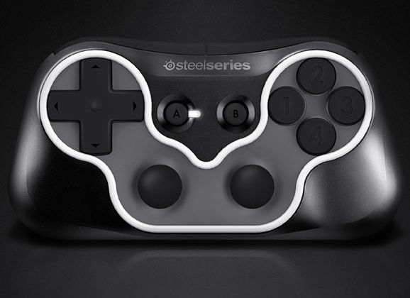 CES 2012: Wireless Gaming Controller