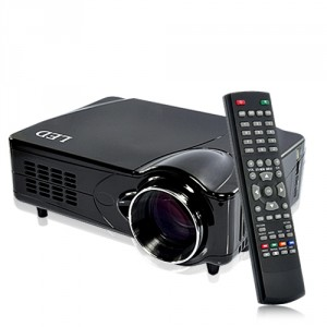 MediaMax Pro - LED Multimedia Projector