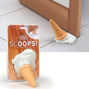 SCOOPS! DOORSTOP