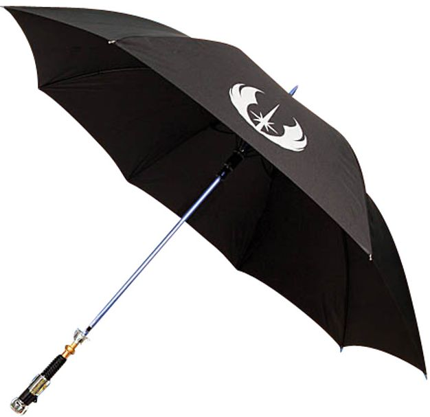 Star Wars Obi-Wan Lightsaber Umbrella