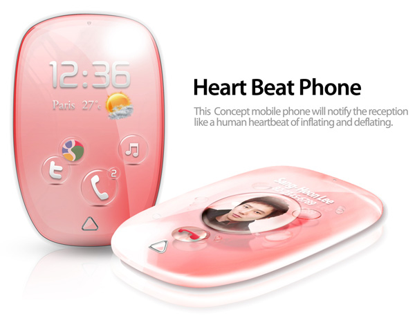 Heartbeat Mobile Phone