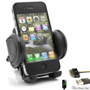 USA Gear In-Car Auto Air Vent Mount for Apple iPhone 4S