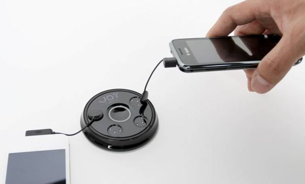 CES 2012: Zip Mini Touch-n-go Multi-Charging Station