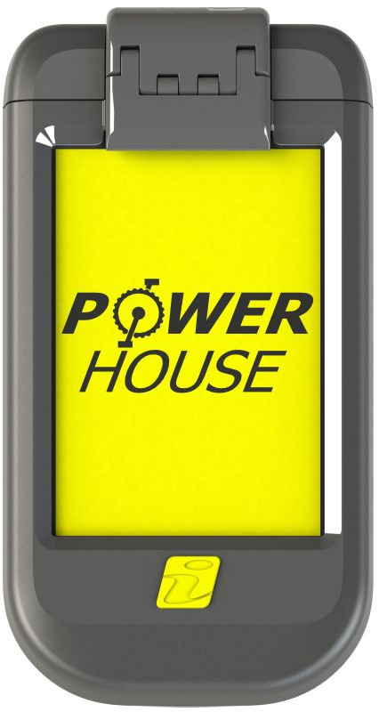 CES 2012: IBIKE POWERHOUSE FOR IPHONE/IPOD TOUCH