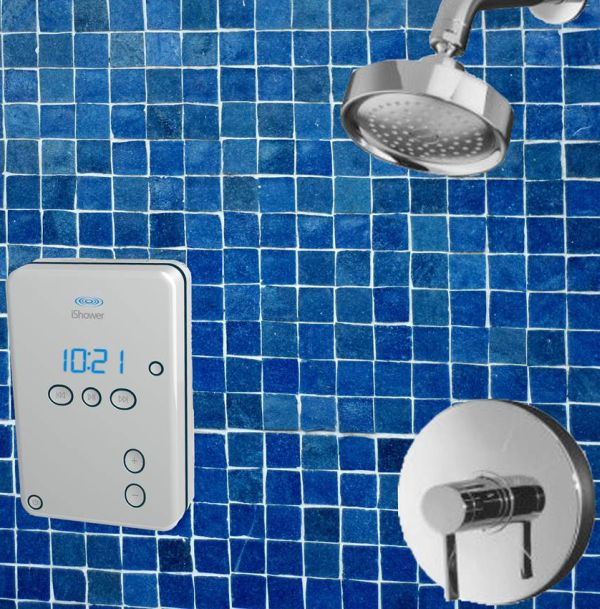 CES 2012: ISHOWER WATER RESISTANT BLUETOOTH SPEAKER