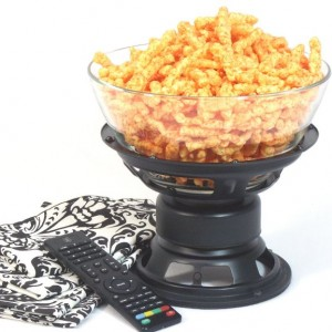 Vintage Audio Snack Bowl