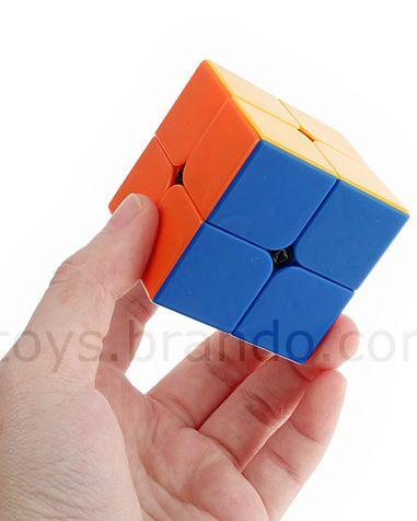 Solid 2x2x2 Speedy IQ Cube