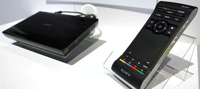 Sony 2nd Gen Google TV Solution