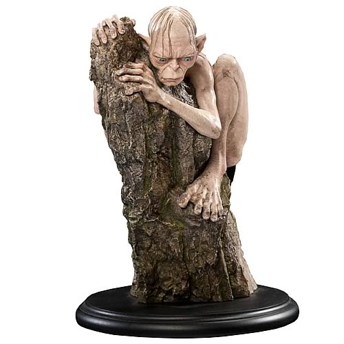 Lord of the Rings Gollum Collectors Edition Statue