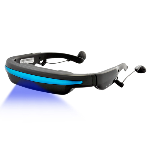 Mobile Theatre Video Glasses