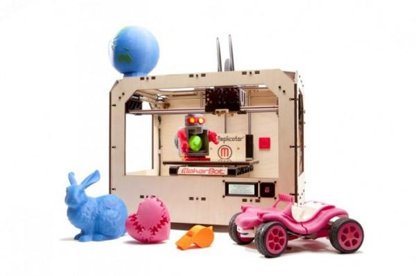 Introducing The MakerBot Replicator