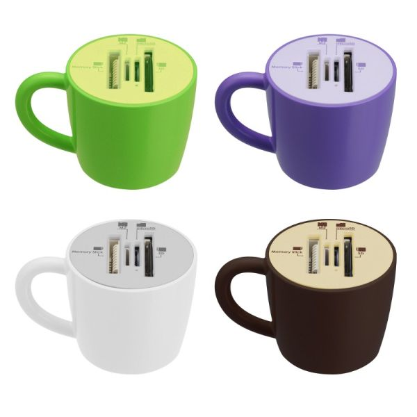 Green House Card Reader For Cup Type