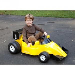 Joovy Race Car Ride-On