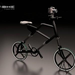tripod, the T-Bike