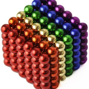 Magnet Balls Rainbow Bright Edition