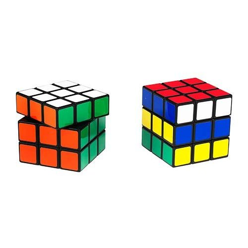 Rubik's Salt and Pepper Mill
