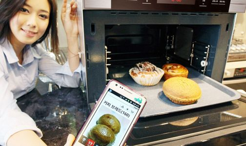 Smartphone-Operated Zipel Oven