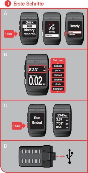 Nike+ SportWatch GPS