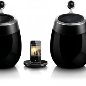 Fidelio SoundSphere Docking Speaker with AirPlay