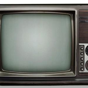 Vintage TV - Laptop Computer Sleeve
