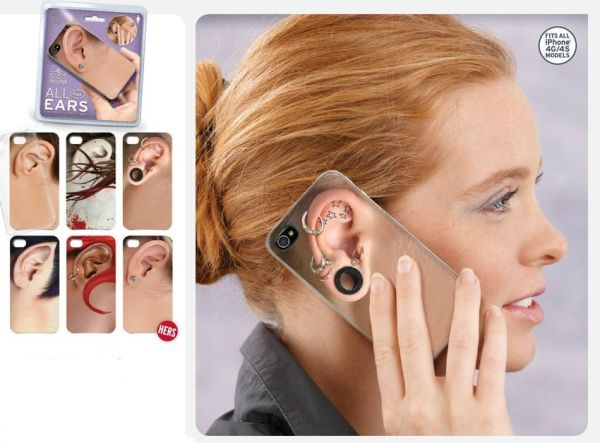 Earonic iphone case