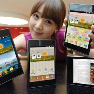 "Opitmus VU, a 5"", 8.5mm thin LTE Smartphone"